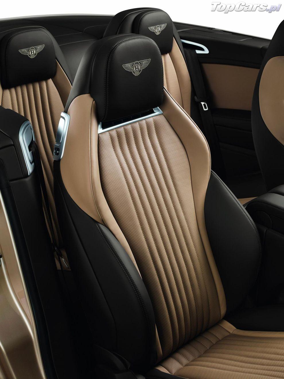 Bentley Continental GT W12 Cabrio po liftingu