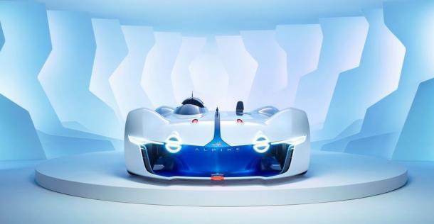 Alpine Vision Gran Turismo Concept