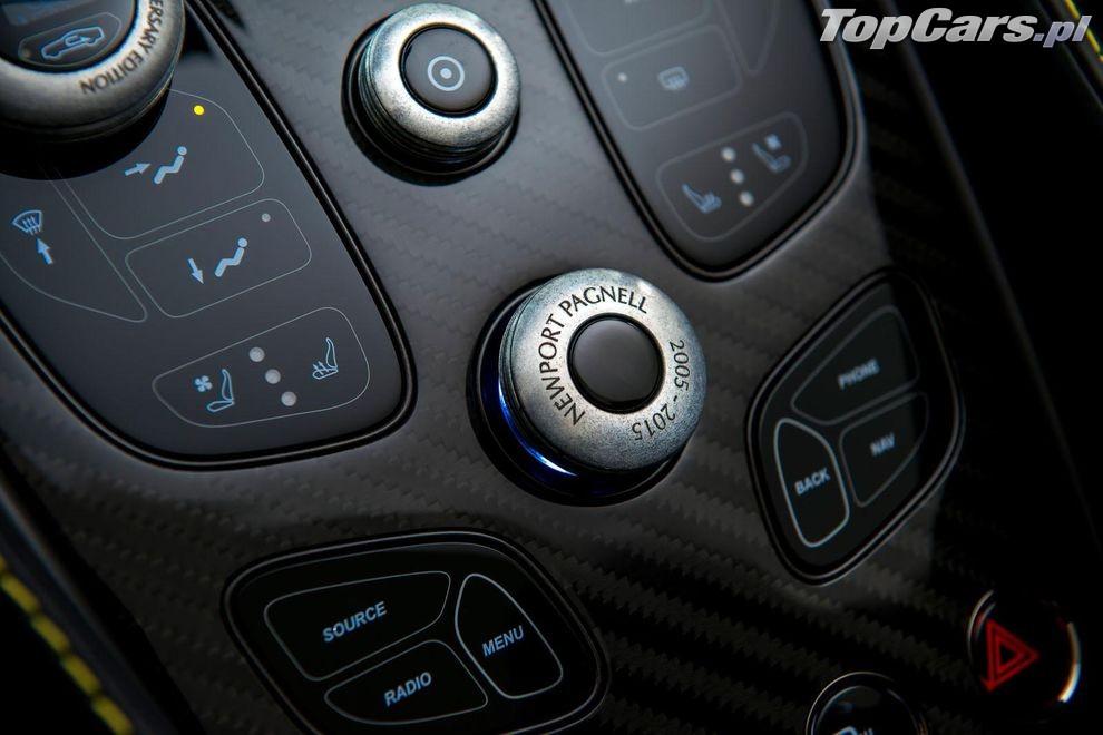 Aston Martin Vanquish 60th Anniversary Edition