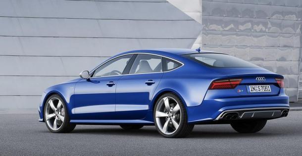 Audi S7 Sportback po liftingu