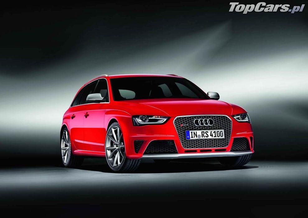 Audi Rs4 Avant 2013 13