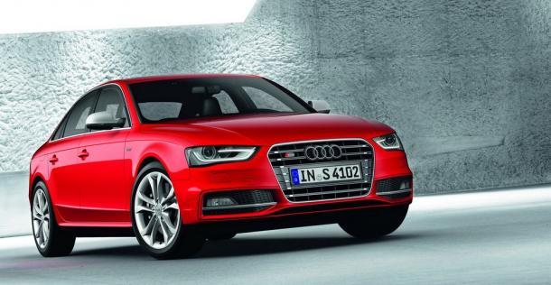 official photos 9ba96 05901 Audi S4 - model 2012