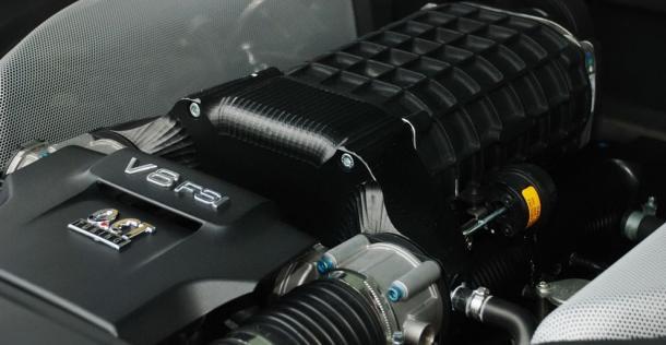 Audi R8 V8 O.CT Tuning