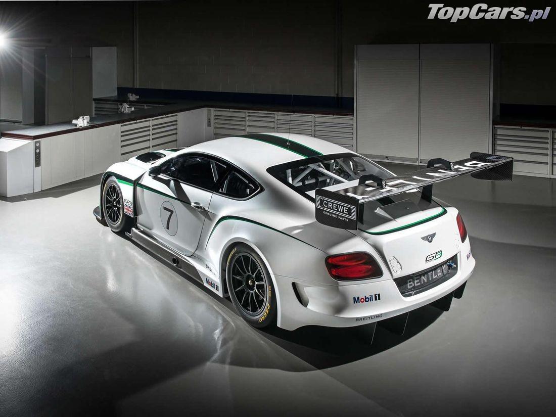 Bentley Continental GT3 2013