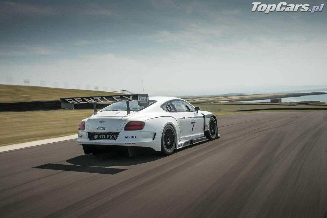 Bentley Continental GT3 2013