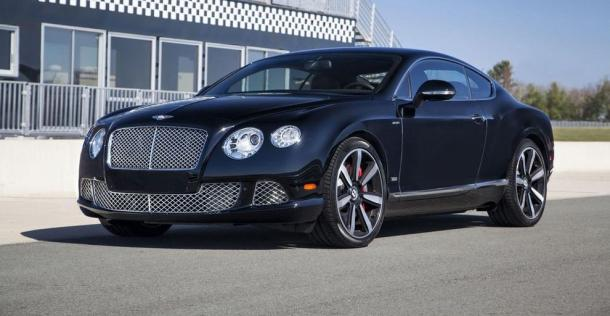 Bentley Continental GT Le Mans Edition