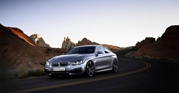BMW serii 4 Coupe Concept