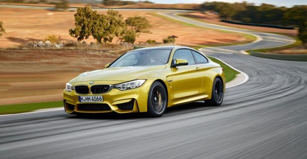BMW M4 Coupe 2014