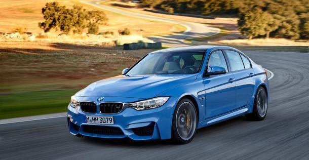 BMW M3 Sedan 2014