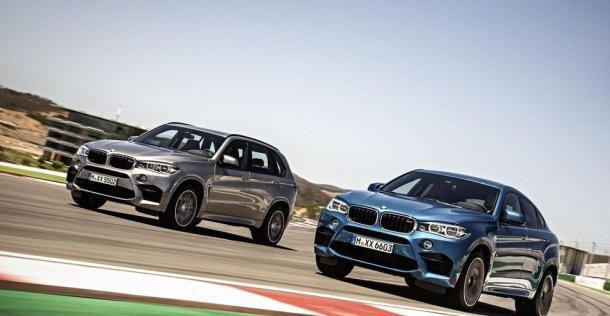 BMW X5 M i X6 M 2015