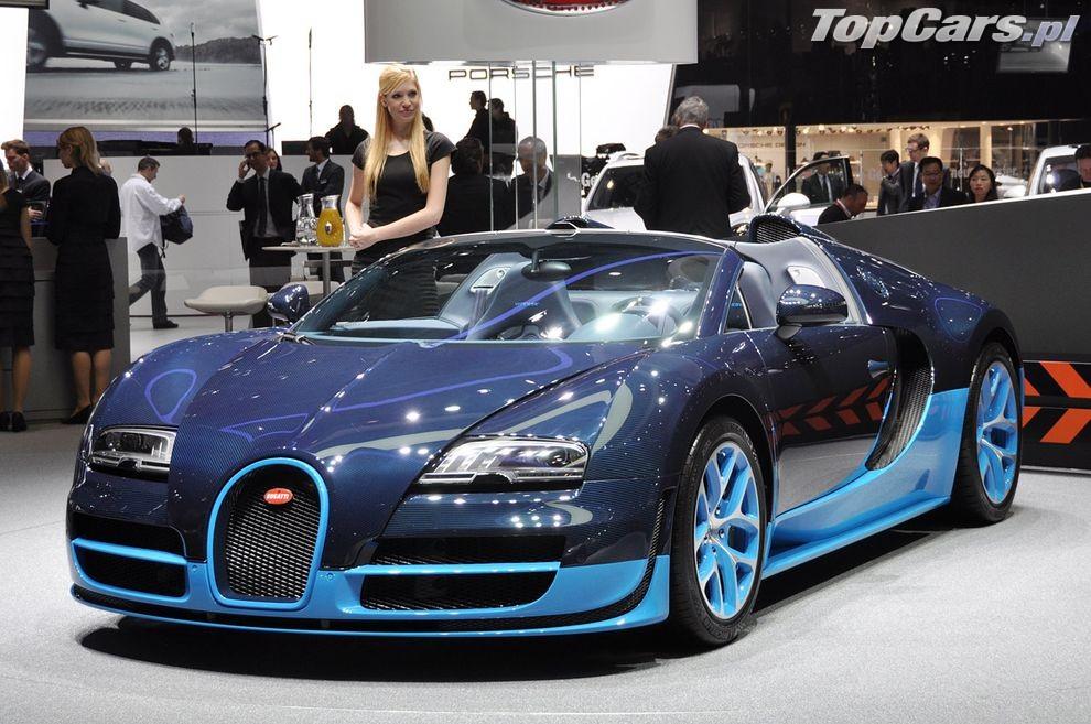 bugatti veyron grand sport vitesse geneva motor show 04. Black Bedroom Furniture Sets. Home Design Ideas