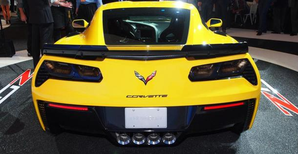 Chevrolet Corvette Z06 2015 - NAIAS 2014