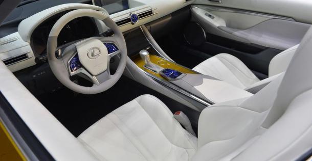 Lexus LF-C2 Concept - Los Angeles Auto Show 2014