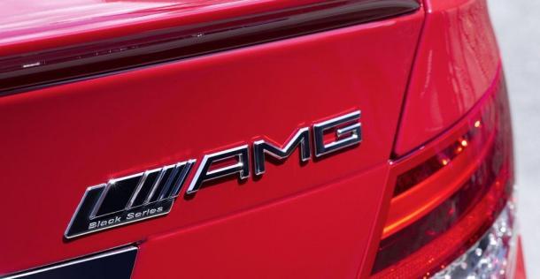 Mercedes C63 AMG Coupe Black Series