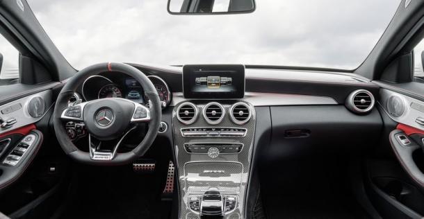 Mercedes C63 AMG S 2015
