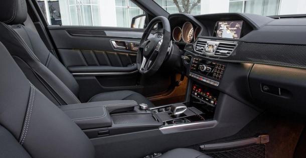 Mercedes E63 AMG 2014