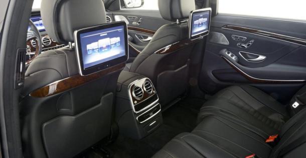 Mercedes S500 Plug-in Hybrid - tuning Brabus