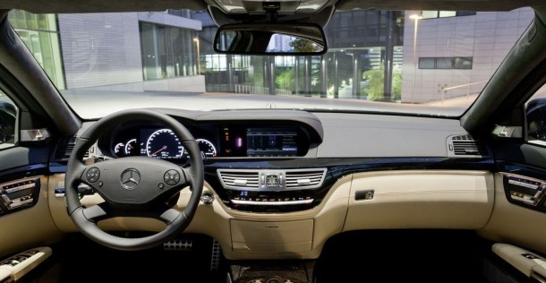 Nowy Mercedes S63 AMG 2010