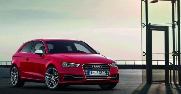 Nowe Audi S3