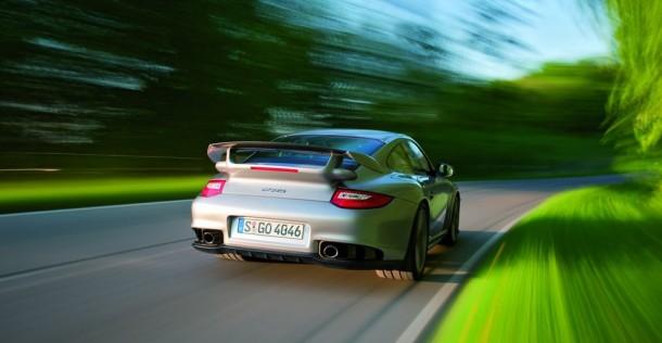 Nowe Porsche 911 GT2 RS