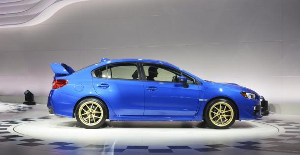 Subaru WRX STI - NAIAS 2014