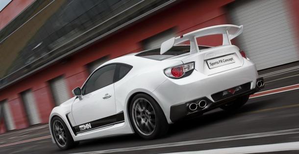 Toyota GT86 GRMN Sports FR Concept
