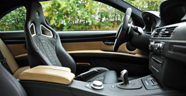 BMW M3 - tuning G-Power