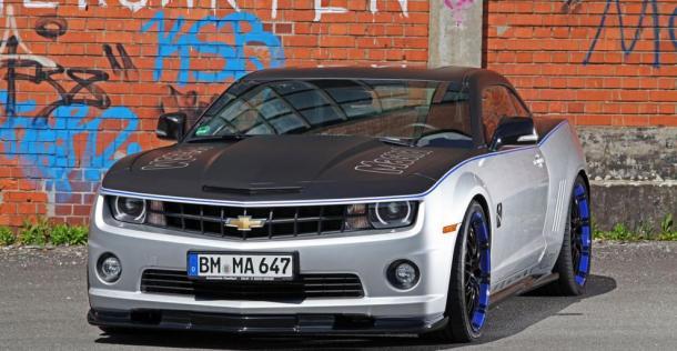 Chevrolet Camaro - tuning Wimmer RS i Magnat