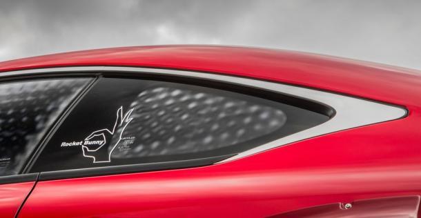 Lexus RC 350 F SPORT Rocket Bunny