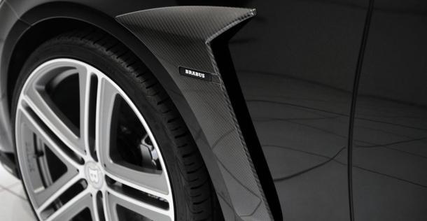 Mercedes S63 AMG - tuning Brabus