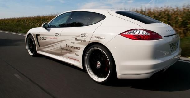 Porsche Panamera Turbo S - tuning Edo Competition