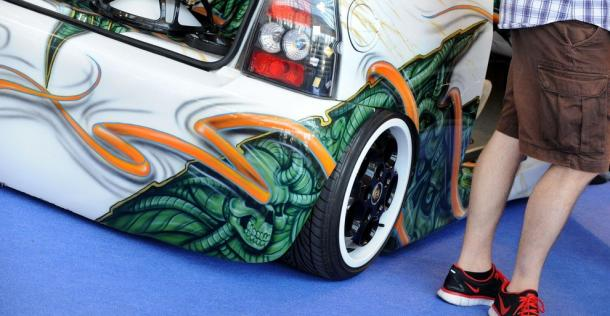 Tuning World Bodensee 2011