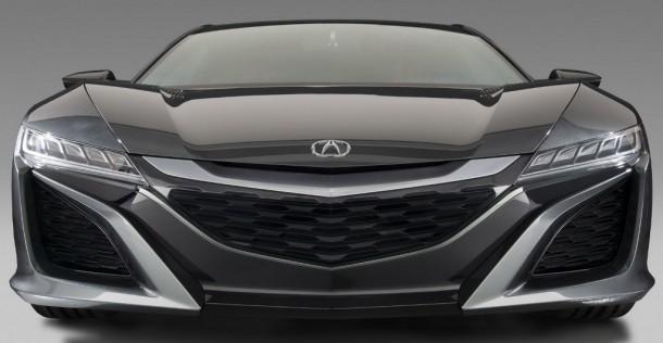 Acura NSX Concept II
