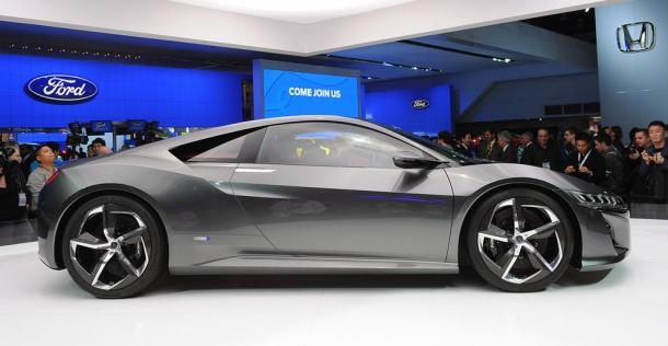 Acura NSX Concept II - Detroit Auto Show 2013