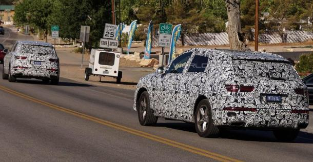 Niewykluczone, że Audi pokaże swojego nowego SUV-a już w