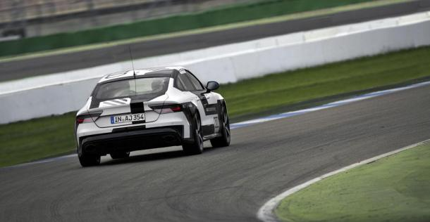 Audi RS 7 Sportback Piloted Driving