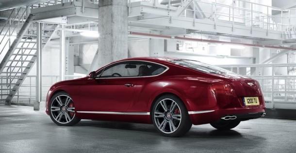 Bentley cennik