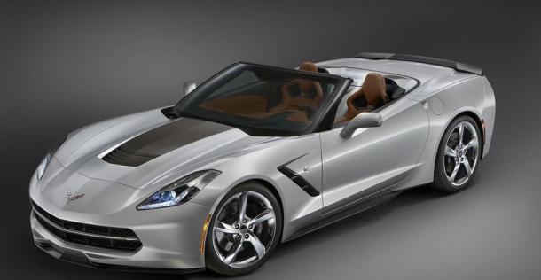Chevrolet Corvette Atlantic Concept