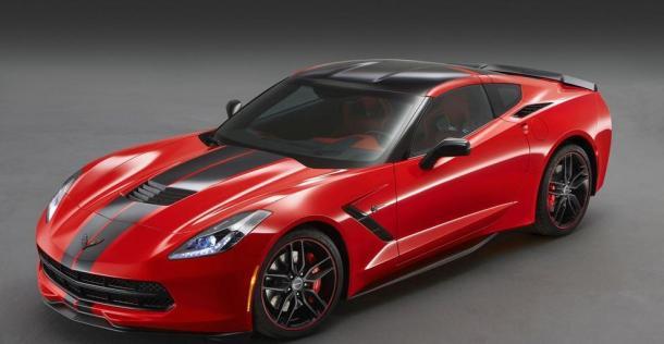 Chevrolet Corvette Pacific Concept