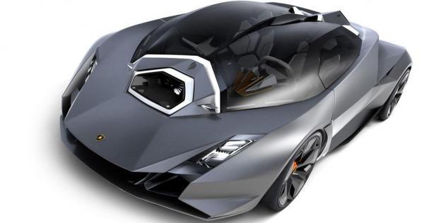 Lamborghini Perdigon Projekt Rywala Veyrona Super Sport