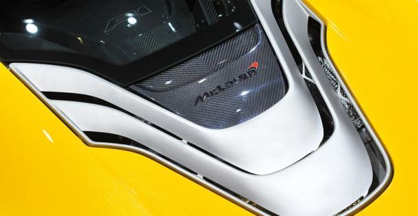 McLaren P1 - Geneva Motor Show 2013