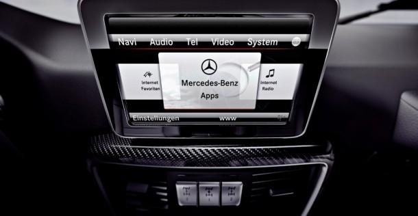 Mercedes klasy G po liftingu