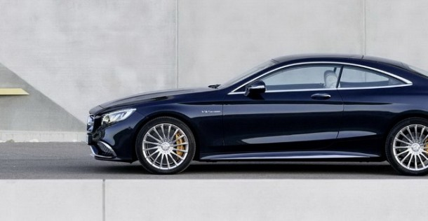 Mercedes S65 AMG Coupe