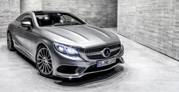 Mercedes S Coupe