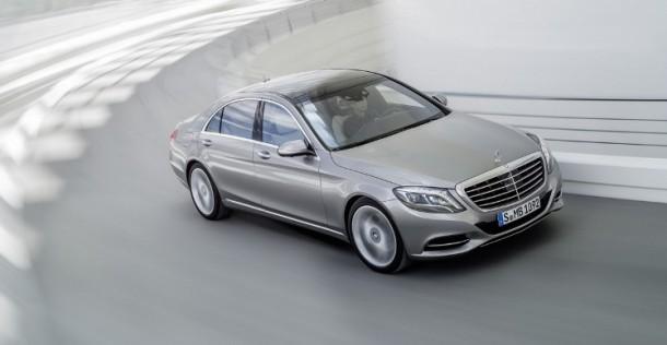 Nowy Mercedes klasy S - W222