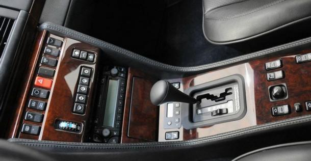 Mercedes W124 - tuning Brabus 6.5