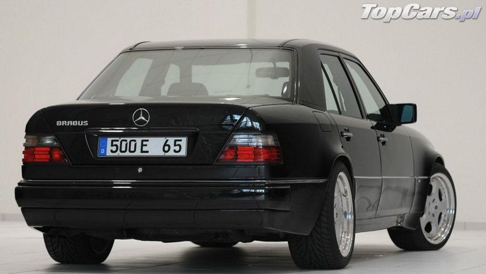 Mercedes W124 Brabus 02