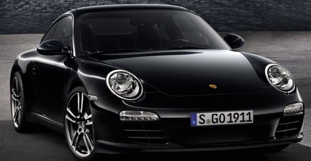 Limitowana wersja Porsche Boxster S Black Edition