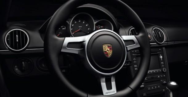 huge discount ca2ce 8bdb5 Porsche Boxster S Black Edition