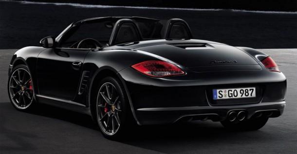 S Limitowana Wersja Porsche Edition Boxster Black tZqZ8rUw